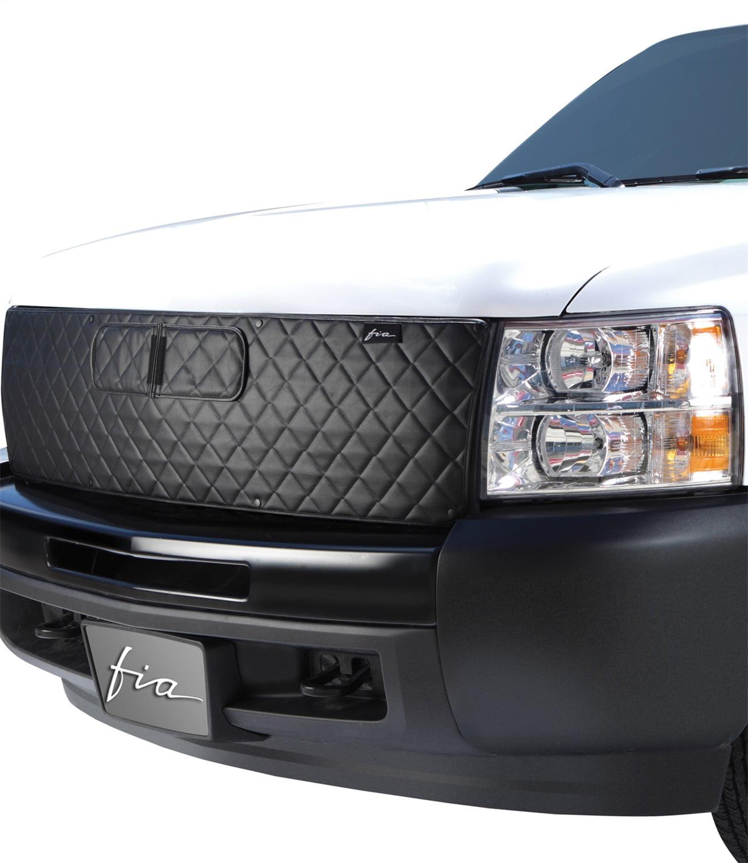 FIA TR491BL Black Seat Cover for Dodge RAM