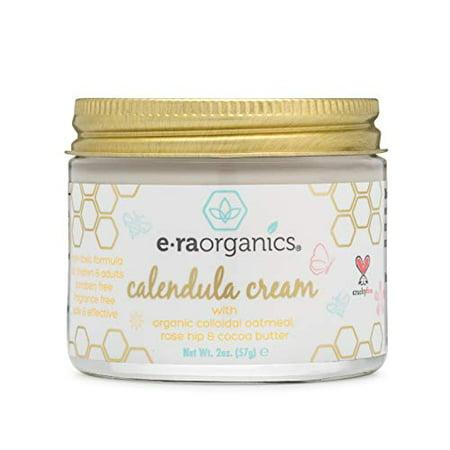 Calendula Diaper Cream & Baby Lotion - Extra Soothing Moisturizing Cream For Baby Eczema, Cradle Cap, Baby Rashes & More With Aloe Vera, Hemp Seed Oil, Rosemary, Zinc Oxide &