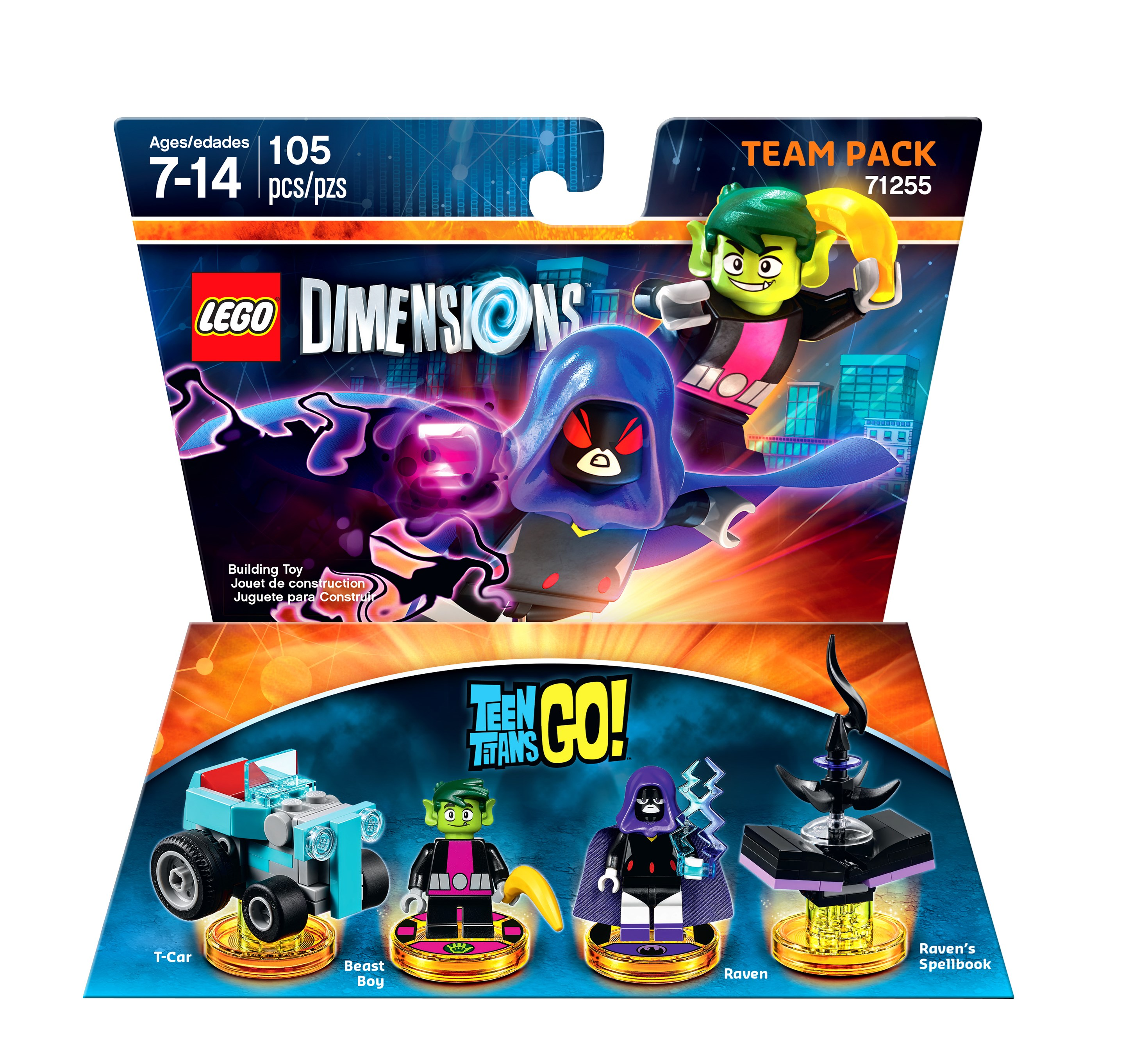 Lego Dimensions Teen Titans Go Team Pack (Universal)