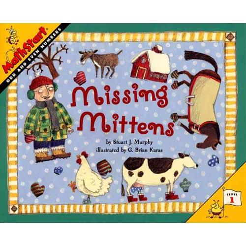 Missing Mittens: Odd and Even Numbers