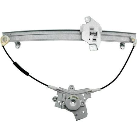(AC Delco 11R111 Window Regulator For Hyundai Elantra, Without Motor Power)