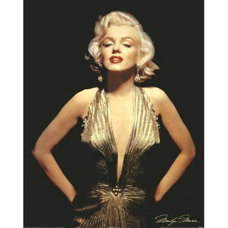 Marilyn Monroe Poster Poster Print