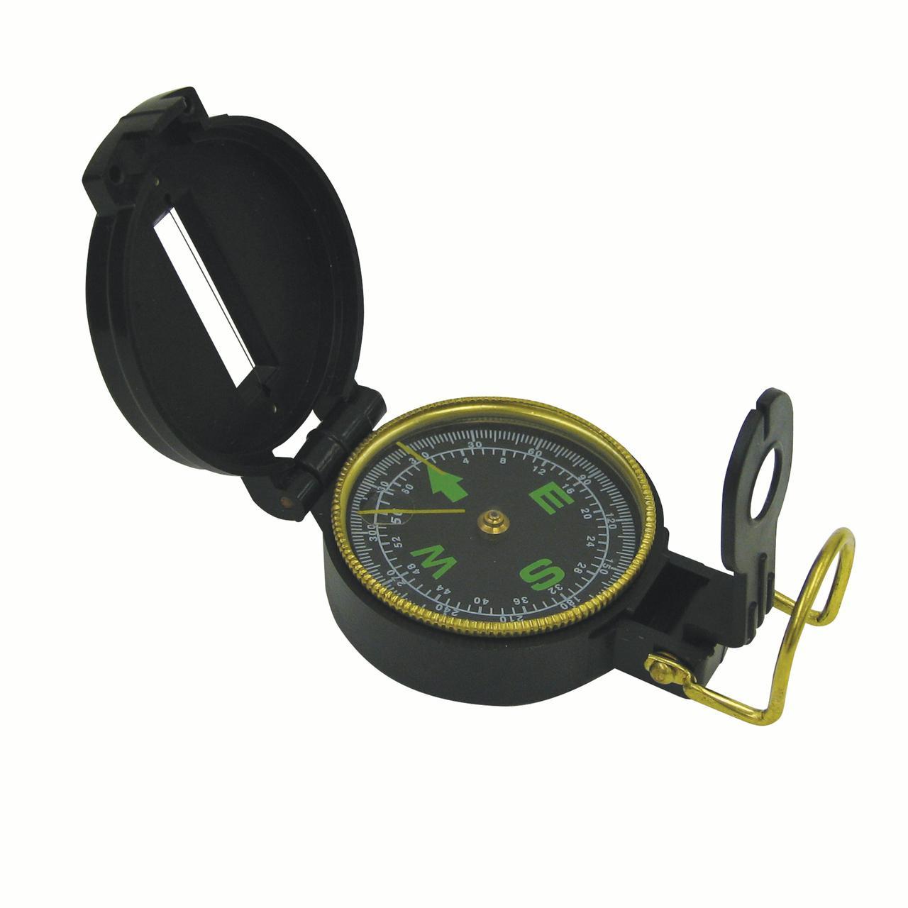 Stansport Lensatic Compass - Plastic