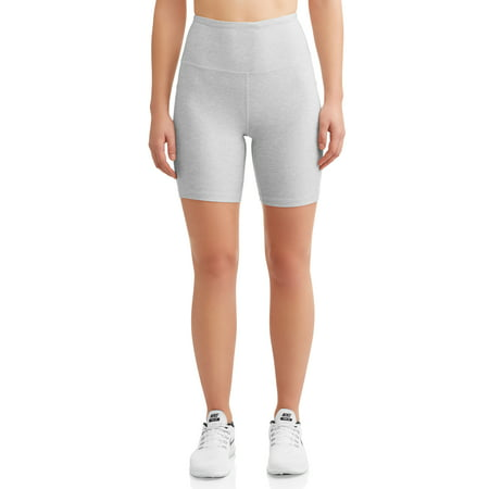 Top Bike Shorts - Women's Core Active High Rise 7