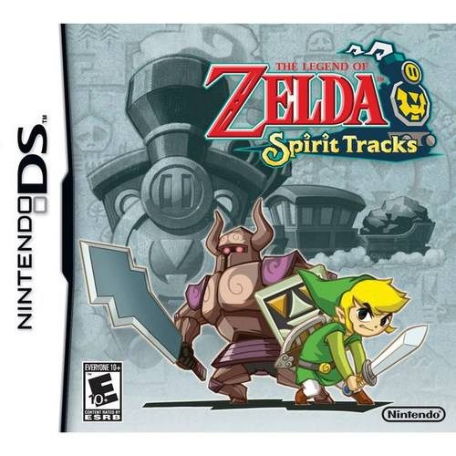 Legend of Zelda: Spirit Tracks (DS)
