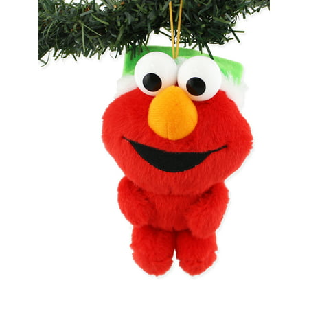 Sesame Street Elmo Cookie Monster Plush Christmas Ornament Gift Boxed SE7172 - Christmas Cookie Gift Boxes