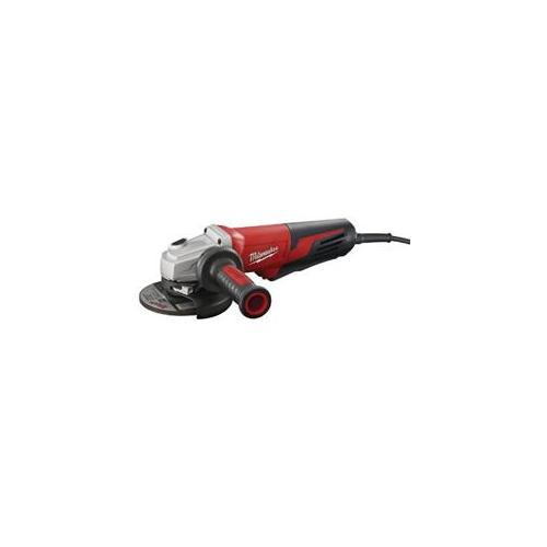 Milwaukee Electric Tools 495-6117-30 5 inch Grinder With Electronics- Paddle- Lock-On
