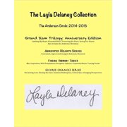 The Layla Delaney Collection - The Anderson Circle, 2014-2016 - eBook