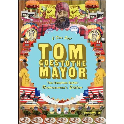 Tom Goes To The Mayor: The Complete Series - Businessman's Edition (Full Frame)