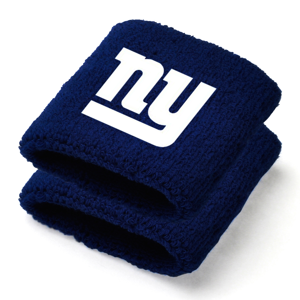 New York Giants NFL Youth Wristbands