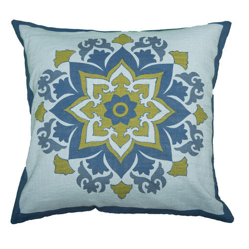Wildon Home  Charpay  Cotton Throw Pillow