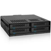 Icy Dock ExpressCage MB324SP-B Drive Enclosure
