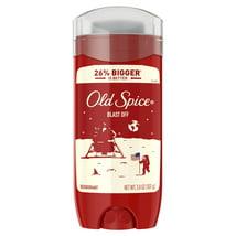 Deodorant: Old Spice