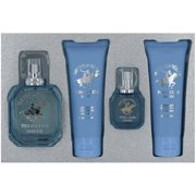 Beverly Hills Polo Club awgpcbhss4 Sexy Sheer Gift Set for Womens, 4 Piece