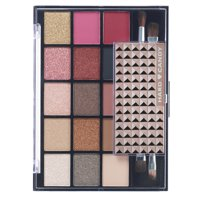 Hard Candy Look Pro Eye Palette, 1339 Rosegold, 0.62 oz