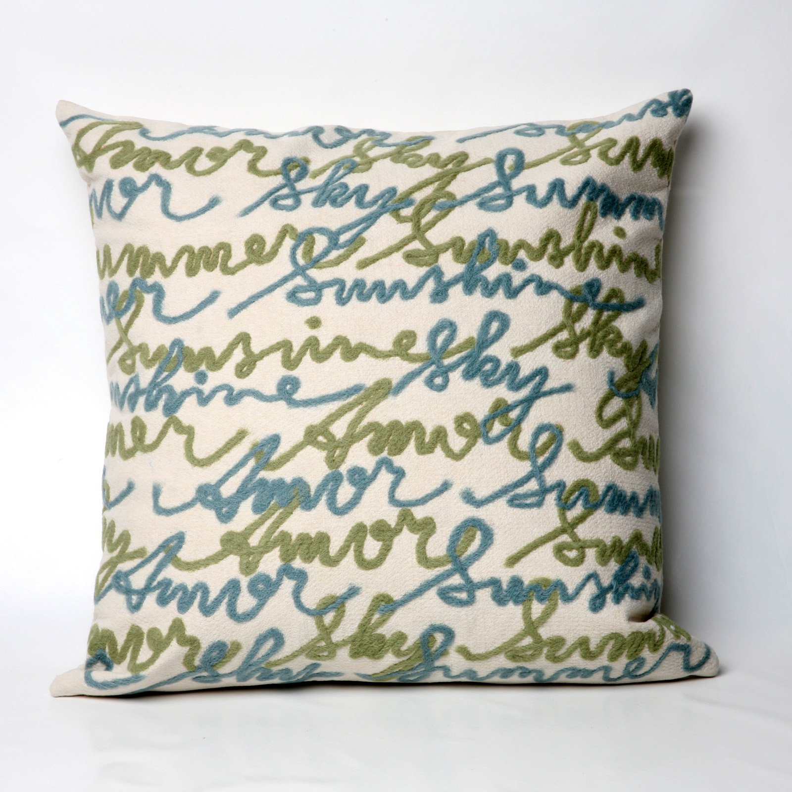 Liora Manne Amour Indoor / Outdoor Throw Pillow