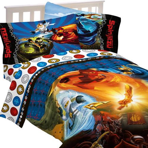 """LEGO Ninjago """"Ninja Masters"""" Reversible Comforter"""
