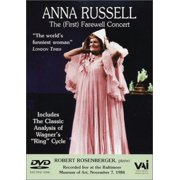 Anna Russell: (First) Farewell Concert by