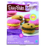 Easy-Bake Ultimate Oven Chocolate Chip & Pink Sugar Cookies Refill Pack