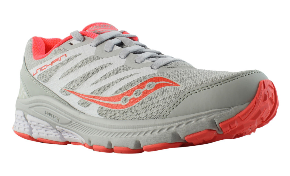 Saucony Womens S15334-2 White Walking Athletic Shoes Size 9 New by Saucony