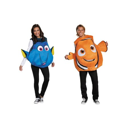 Disney Dory and Nemo Couples Costume Set - Dory Costume Finding Nemo
