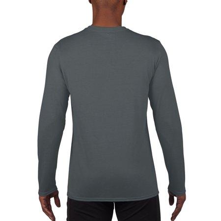 Big Mens AquaFX Performance Long Sleeve T-Shirt, 2XL