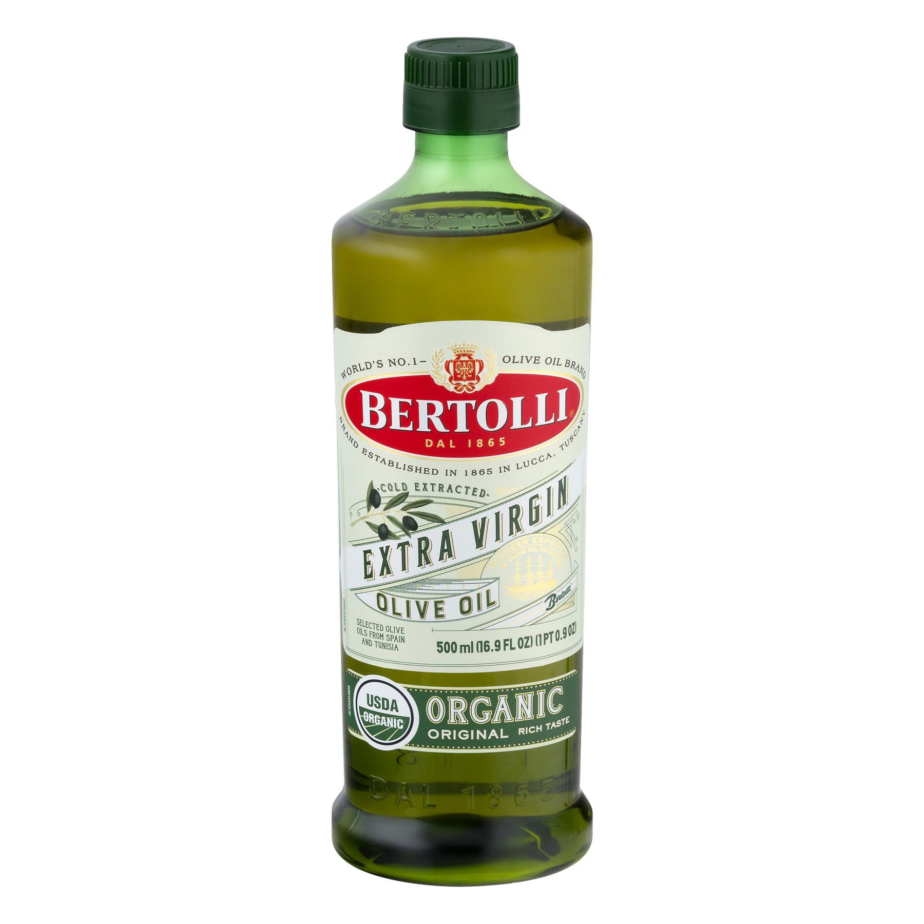 Bertolli Organic Extra Virgin Olive Oil, 17 fl oz
