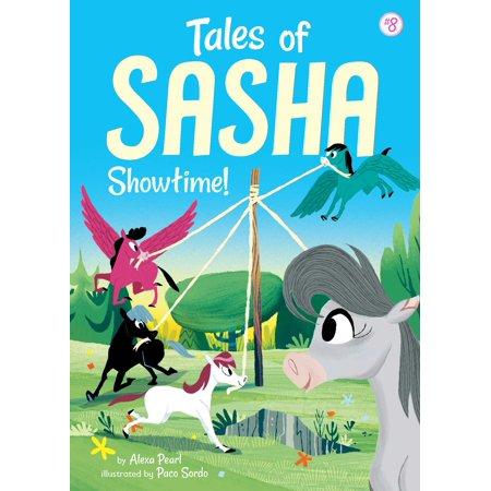 Tales of Sasha 8: Showtime! ()