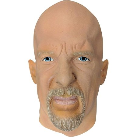 WWE Stone Cold Steve Austin Adult Latex Costume Mask - Austin Powers Mask