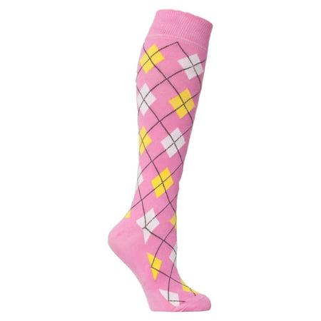 Trendy Argyle Socks - Trendy Socks