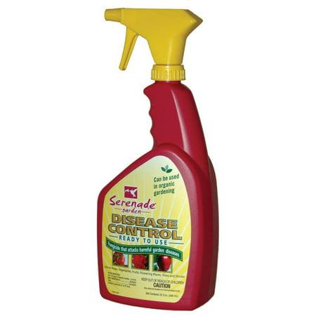 Garden Disease Control (Serenade Garden Disease Control, 1 qt,)