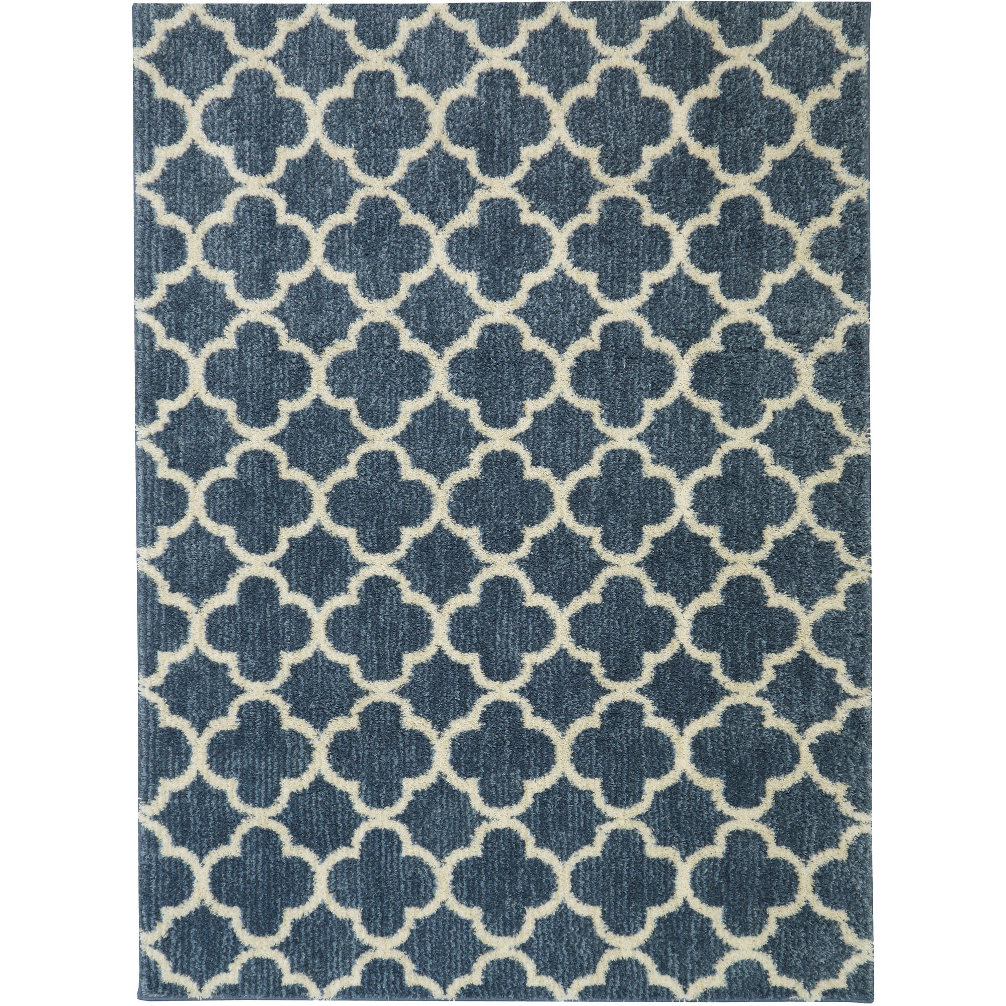 Mohawk Home Teal Fret Area Rug Available In Multiple Sizes   Walmart.com