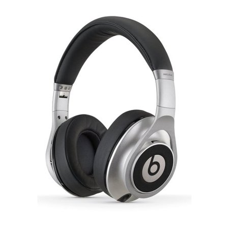 Beats Executive Over-Ear Headphone, Silver by