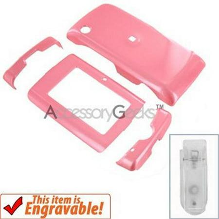 Sidekick 4 2008 Case, [Baby Pink] Slim Protective Hard Polycarbonate Plastic Case for Sharp Sidekick 4 2008 2008 Hard Plastic Case
