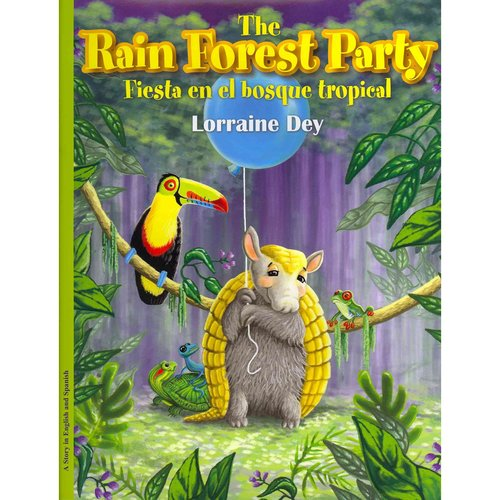 The Rain Forest Party / Fiesta en el bosque tropical