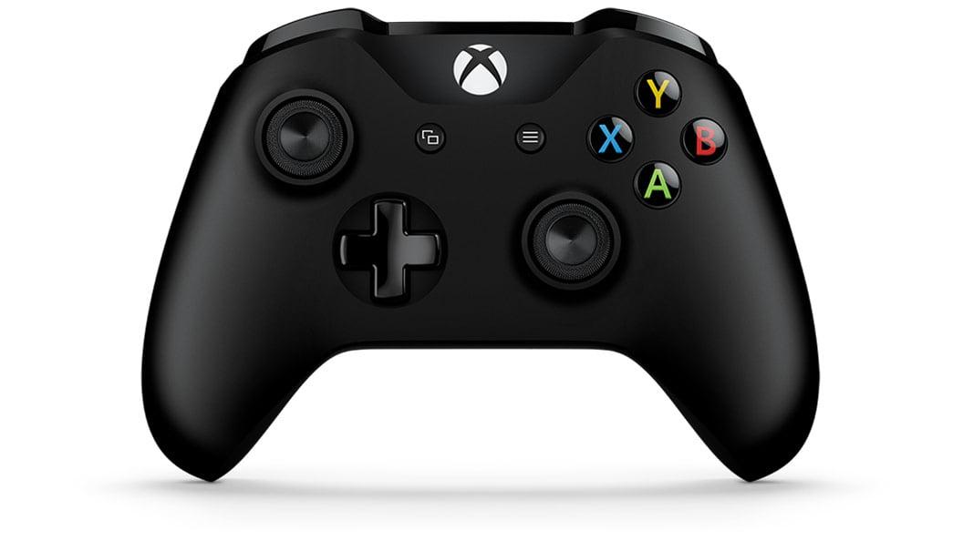 Microsoft Xbox One Bluetooth Wireless Controller, Black