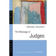 The Message of Judges - eBook
