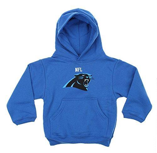 NFL Kids Carolina Panthers Team Logo Pullover Hoodie