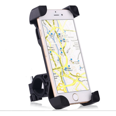 check out 41259 84ed5 Bike Phone Mount, Ajustable for any Smart Phone: iPhone X 8 7 6 5 ...