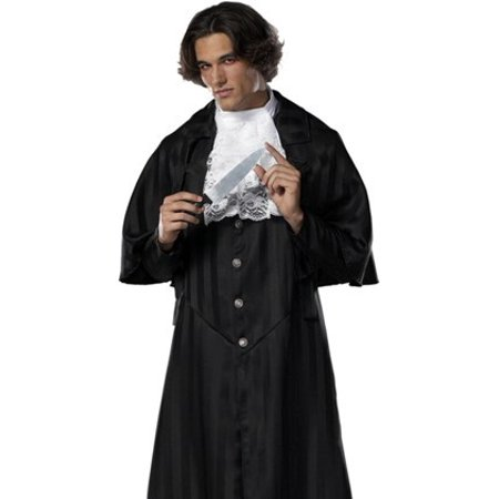 Adult Costumes Mens Jack the Ripper Victorian Gentleman Costume Theme Party - Victorian Mens Outfit