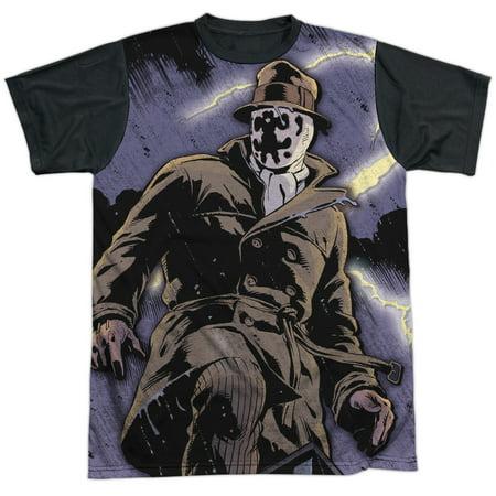 3f58c9dd5f6 Watchmen - Watchmen Storm Mens Sublimation Shirt - Walmart.com