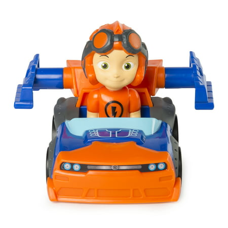 Rusty Rivets – Rusty Racing Car with Bonus Parts, for Ages 3 and -