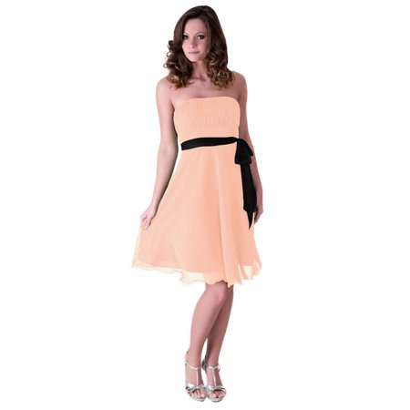 Formal Dress Evening Gown Bridesmaid Wedding Party Prom Ball XS - 2XL -
