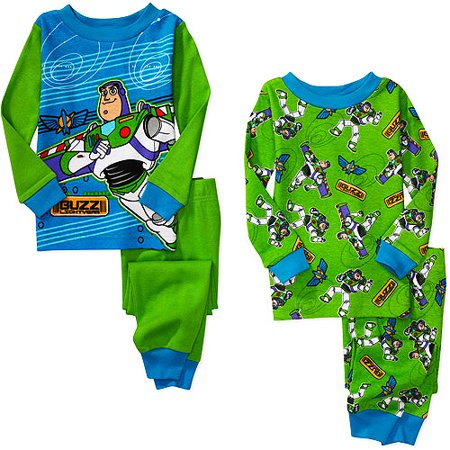 Baby Boys Buzz Lightyear 4 Pi Walmart Com