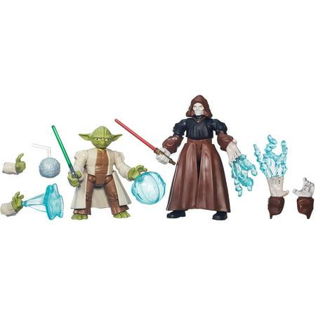 Star Wars Hero Mashers Yoda vs. Emperor Palpatine - Emperor Palpatine Star