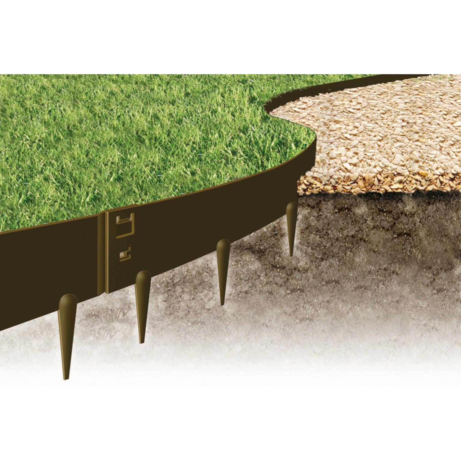 EverEdge 16.25 ft. Lawn Edging