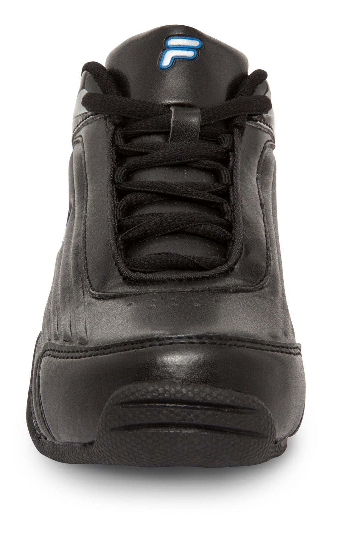"Fila Boys' ""Slam 12C"" Mid Sneakers (Youth Sizes 12.5 3) by Fila"