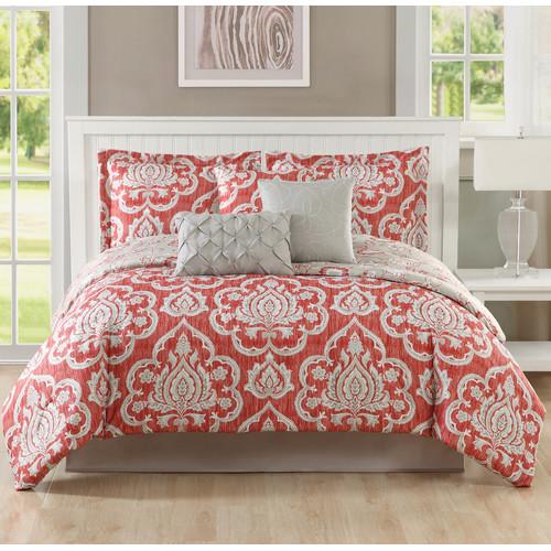 Bungalow Rose Kim 7 Piece Reversible Comforter Set