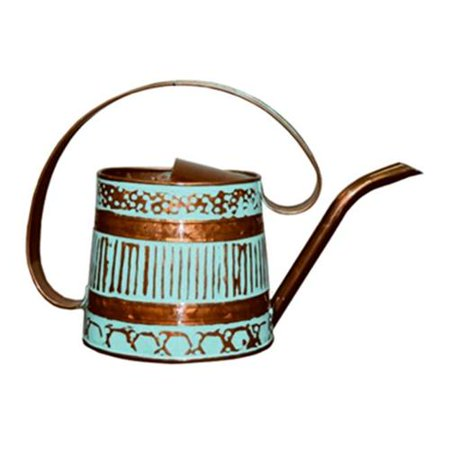 Robert Allen MPT01508 Gilford 0. 5 Gal. Teal & Copper Metal