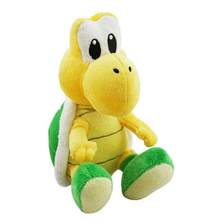 Super Mario Bros Koopa Troopa Plush Doll - Super Mario Bros Princess Daisy
